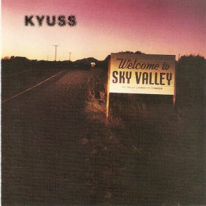 Kyuss - Kyuss (Welcome to Sun Valley) cover art
