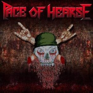 Pace of Hearse - Thrash the Heads cover art