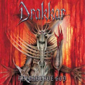 Drakkar - Razorblade God cover art