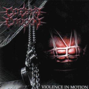 Cerebral Effusion - Violence in Motion cover art