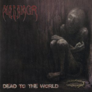 Malamor - Dead to the World cover art