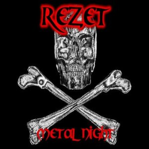 Rezet - Metal Night cover art