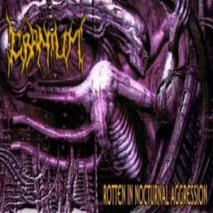 Cranium - Rotten in Nocturnal Aggression