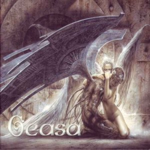 Geasa - Angel's Cry cover art