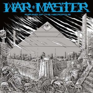 War Master - Pyramid of the Necropolis cover art