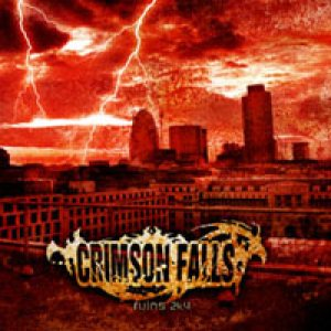 Crimson Falls - Ruins 2K5 cover art