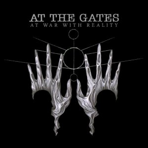 At the Gates - At War With Reality cover art