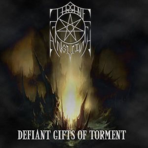 Throne of Anguish - Defiant Gifts of Torment cover art