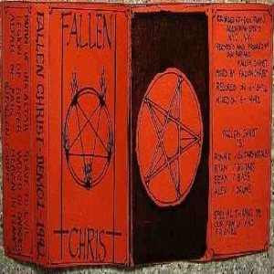 Fallen Christ - Demo 1 - 1992 cover art