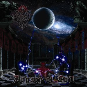 Limbonic Art - Legacy of evil cover art