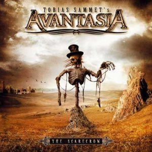 Avantasia - The Scarecrow cover art