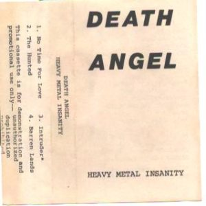 Death Angel - Heavy Metal Insanity cover art