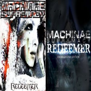 Machinae Supremacy - Redeemer cover art