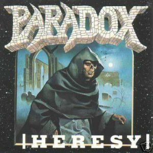 Paradox - Heresy cover art