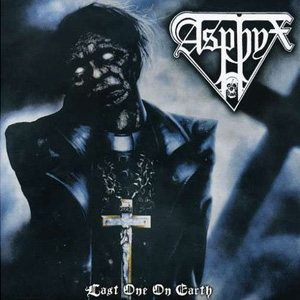 Asphyx - Last One on Earth cover art