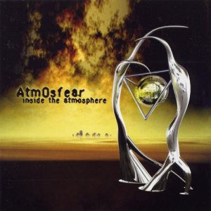 Atmosfear - Inside the Atmosphere cover art