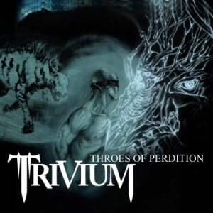 Trivium - Throes of Perdition cover art