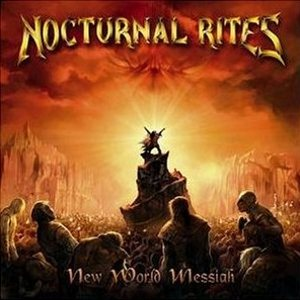 Nocturnal Rites - New World Messiah cover art
