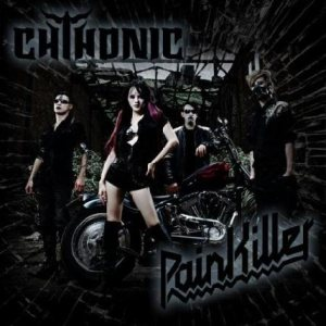 Chthonic - Painkiller cover art
