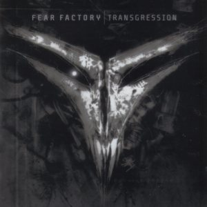Fear Factory - Transgression cover art