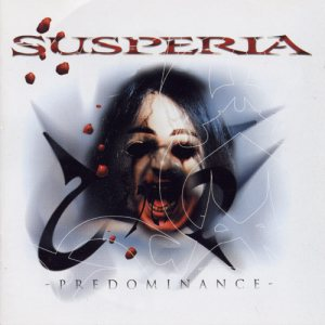 Susperia - Predominance cover art