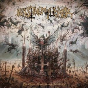 Blasphemophagher - …For Chaos, Obscurity and Desolation… cover art