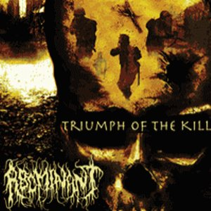 Abominant - Triumph of the Kill cover art