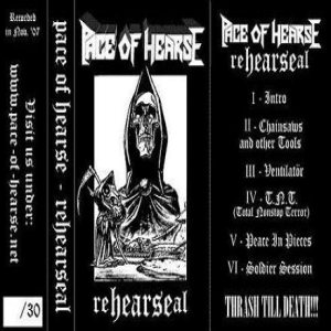 Pace of Hearse - ReHEARSEal cover art