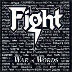 Fight - War of Words cover art