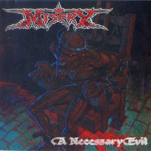 Misery - A Necessary Evil cover art