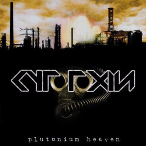 Cytotoxin - Plutonium Heaven cover art