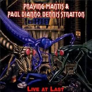 Praying Mantis - Live at Last