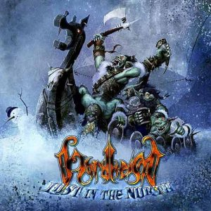 Nordheim - Lost in the North cover art