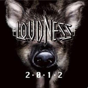 Loudness - 2・0・1・2 cover art