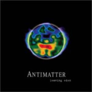 antimatter - leaving eden cover art