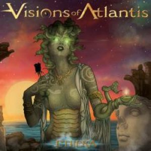 Visions Of Atlantis - Ethera cover art