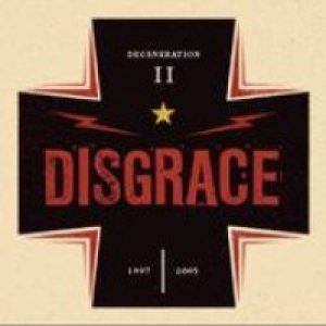 Disgrace - Degeneration II cover art
