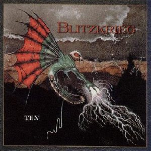 Blitzkrieg - Ten cover art