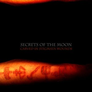 Secrets of the Moon - Carved in Stigmata Wounds cover art