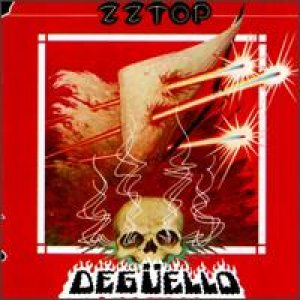 ZZ Top - Deguello cover art
