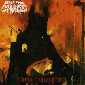 Order From Chaos - Imperium - the Apocalyptic Visions cover art
