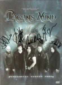 Pagan's Mind - Enigmtic Videos 2005 cover art