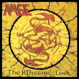 Rage - The Missing Link cover art