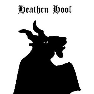 Heathen Hoof - Demo 2002 cover art
