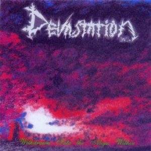 Devastation Inc. - Withdrawn Into the Abyss Within cover art