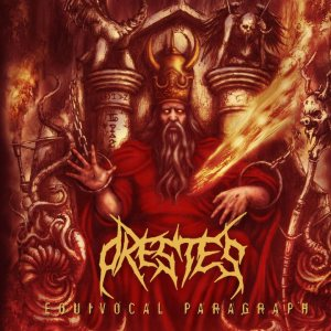 Orestes - Equivocal Paragraph cover art