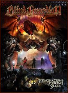 Blind Guardian - Imaginations Through the Looking Glass cover art