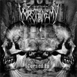 WORSTENEMY - Cursed ep / Visions cover art