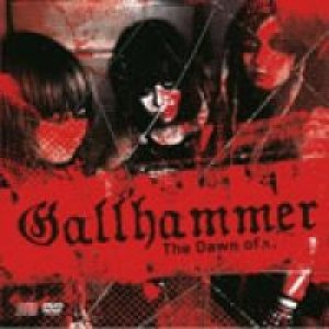 Gallhammer - The Dawn Of cover art