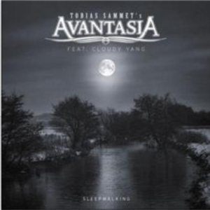 Avantasia - Sleepwalking cover art